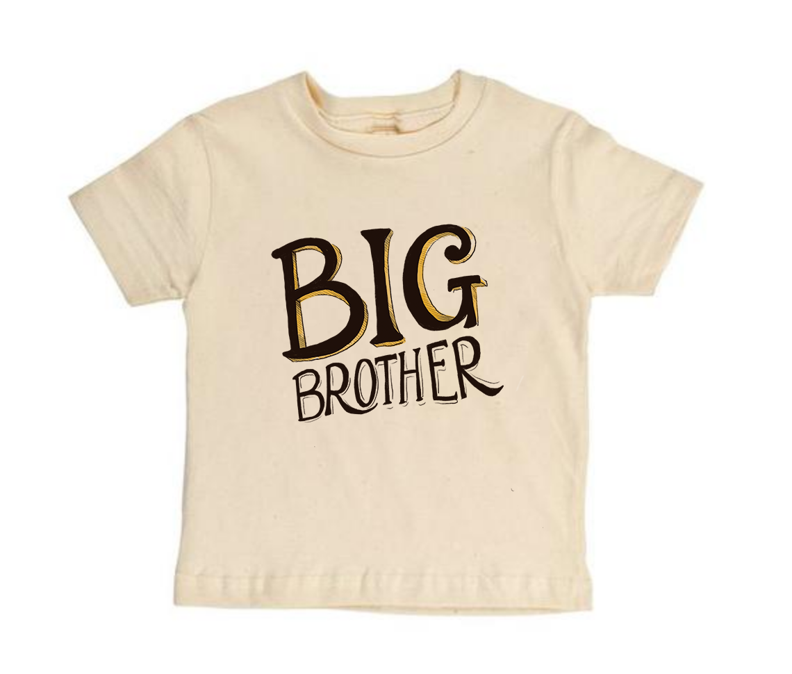 BIG Brother [Toddler Tee]
