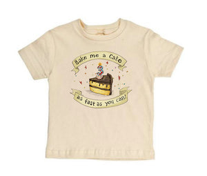 Bake Me a Cake! 3 [Toddler Tee]