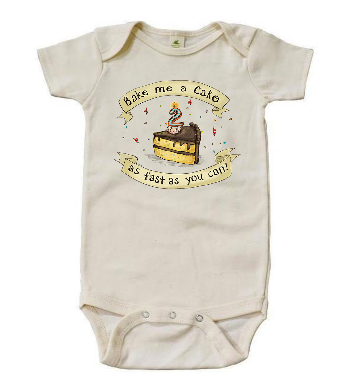 Copy of Bake Me a Cake! 2 [Bodysuit]