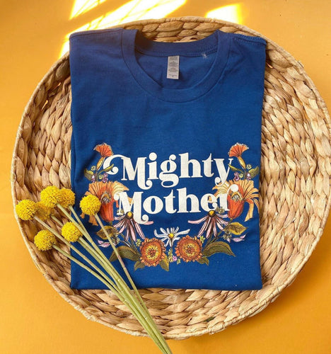 Mighty Mother - Cool Blue[unisex]