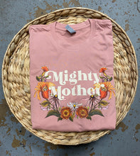 Mighty Mother - Dusty Pink - Unisex Tee [READY TO SHIP]