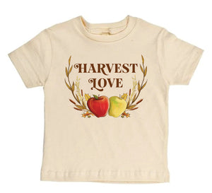 Harvest Love - [Toddler Tee]