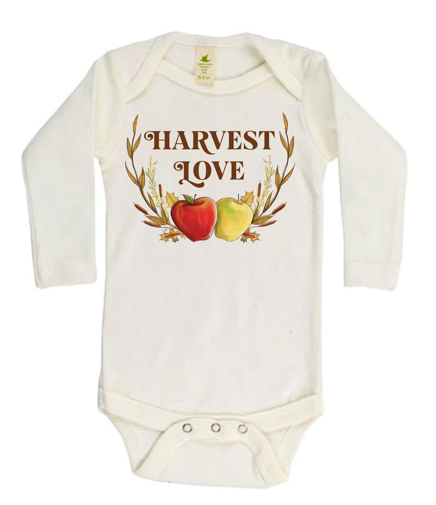 Harvest Love - Bodysuit [Long Sleeve]