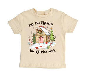 Home for Christmas [Short Sleeve Toddler Tee]