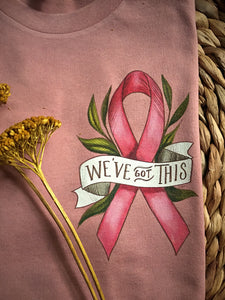 We've Got This - Breast Cancer Awarness Tee [Pre-Order]
