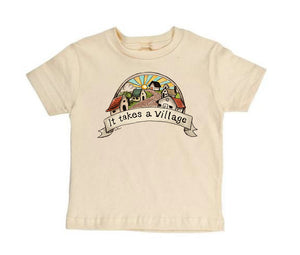 It Takes a Village [Toddler Tee]
