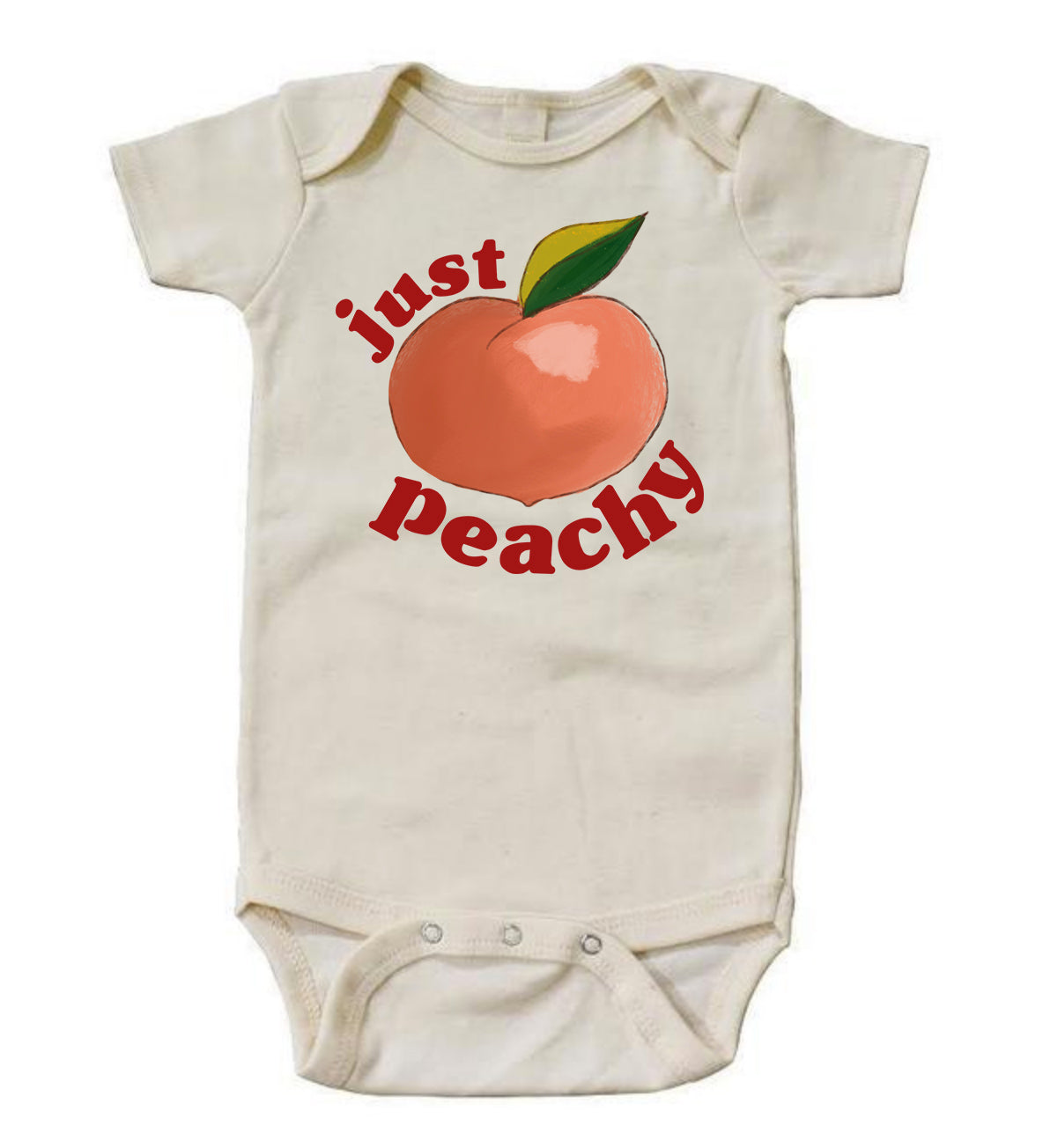 Just Peachy Baby