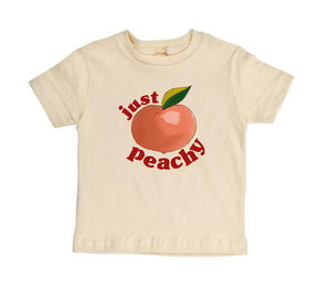 Just Peachy [Toddler Tee]
