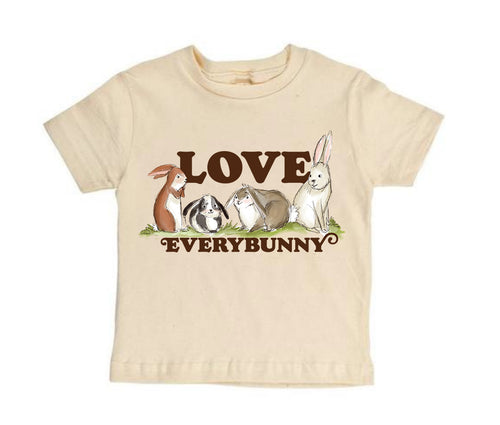 Love Everybunny [Toddler Tee] Ready To Ship!