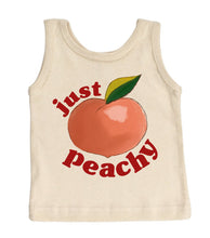 Just Peachy - Tank Top [READY TO SHIP]