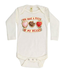 You Have a Piece of My Heart [Long Sleeved Bodysuit]