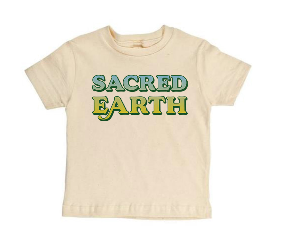 Sacred Earth - [Toddler Tee]
