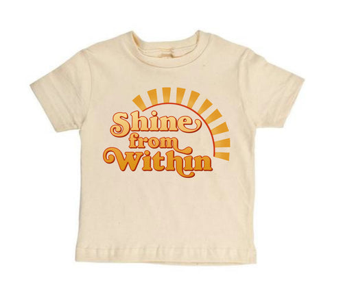 Shine From Within [Toddler Tee]