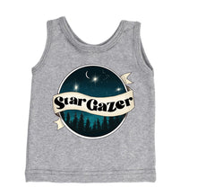 Star Gazer - Heather Gray - [TANK TOP]