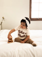 What a Babe - Toddler Tee [Ready To Ship]