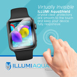 Apple Watch Series 3 ILLUMI AquaShield Screen Protector [6-Pack] (42mm)(Apple Watch Nike+, Series 3/2/1 Compatible)