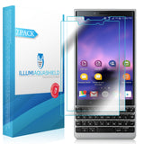 Blackberry KEY2 [2-Pack] ILLUMI AquaShield Screen Protector (BBF100-2)