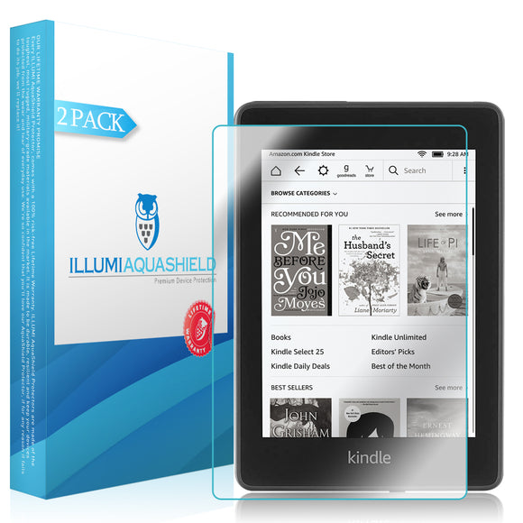 Amazon Kindle Paperwhite iLLumiShield Blue Light Filter Screen Protector