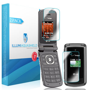 LG VX5500 ILLUMI AquaShield Clear Screen Protector