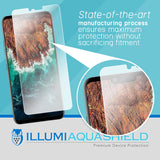 LG G8 ThinQ [2-Pack] ILLUMI AquaShield (Case Friendly) Screen Protector