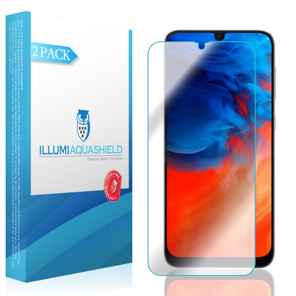 Samsung Galaxy A50  iLLumi AquaShield screen protector
