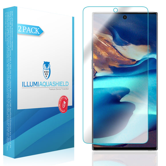 Samsung Galaxy Note 10 6.3 inch Display iLLumi AquaShield screen protector