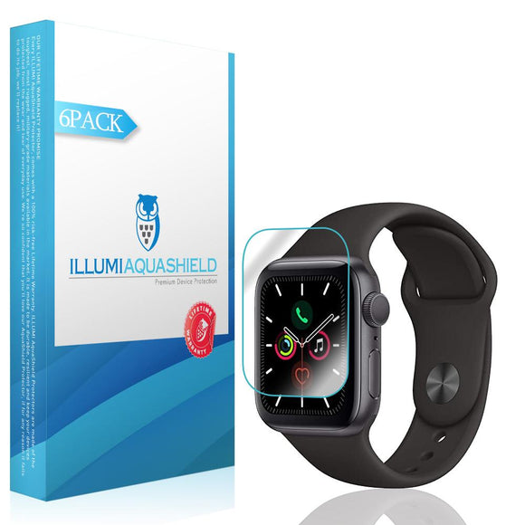 Apple Watch Series 6 44mm iLLumi AquaShield screen protector