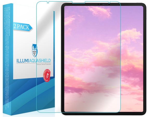 2x Apple iPad Pro 12.9 [2020] ILLUMI AquaShield Screen Protector