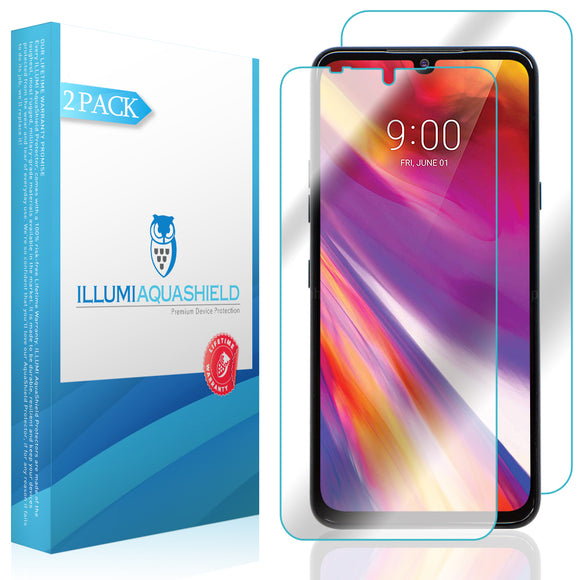 LG G8X ThinQ  iLLumi AquaShield Front + Back Protector