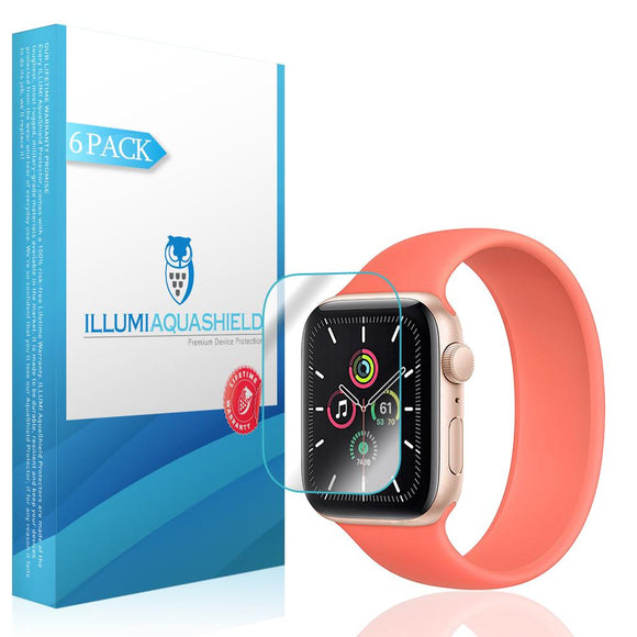 Apple Watch SE 40mm iLLumi AquaShield screen protector