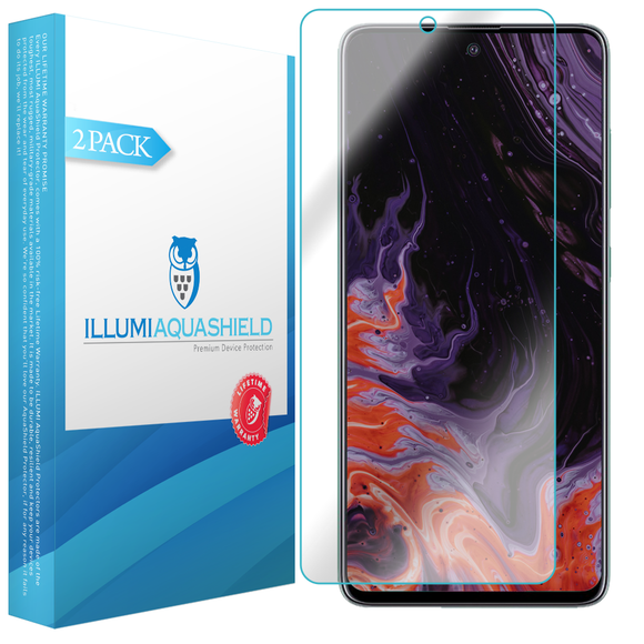 Samsung Galaxy A51 5G 6.5 inch iLLumi AquaShield screen protector