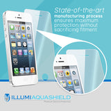 BLU Studio Touch 4G LTE ILLUMI AquaShield Front & Back Protector [2-Pack]