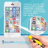 Apple iPhone 12 [6.1 inch] [2-Pack] ILLUMI AquaShield Front + Back Protector