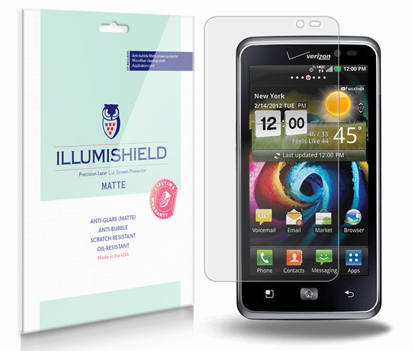 LG Spectrum Cell Phone Screen Protector