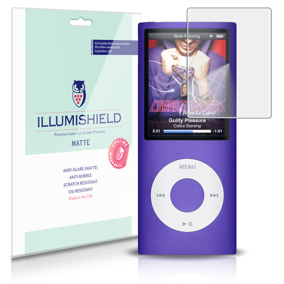 Apple iPod nano 4 (4th Gen) MP3 Screen Protector