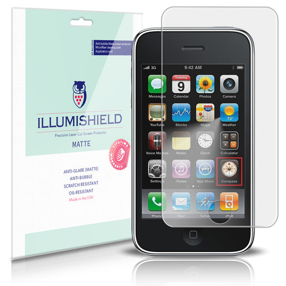 Apple iPod Touch 2 (2nd Gen) MP3 Screen Protector