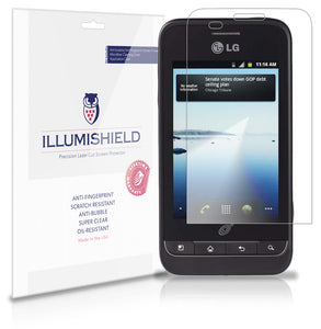LG Optimus 2 Cell Phone Screen Protector