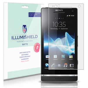 Sony Xperia S Cell Phone Screen Protector