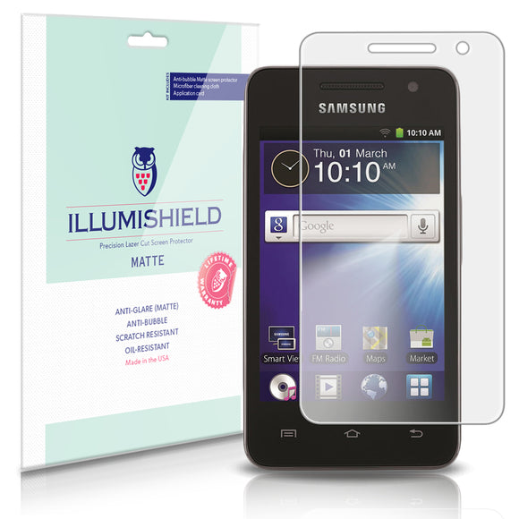 Samsung Galaxy Player 3.6 MP3 Screen Protector