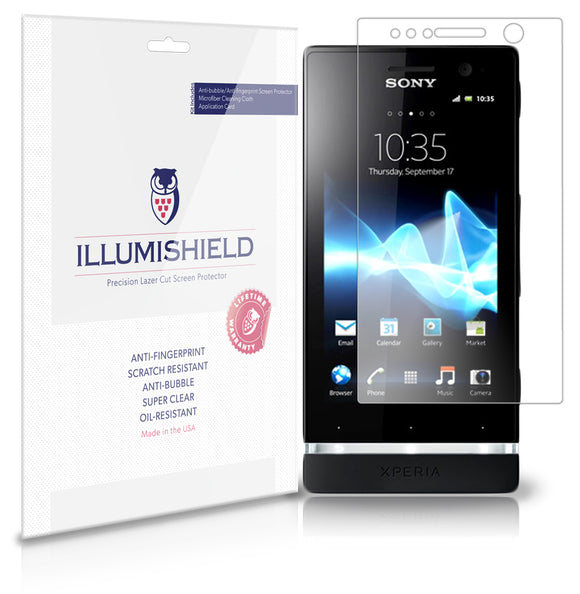 Sony Xperia U Cell Phone Screen Protector