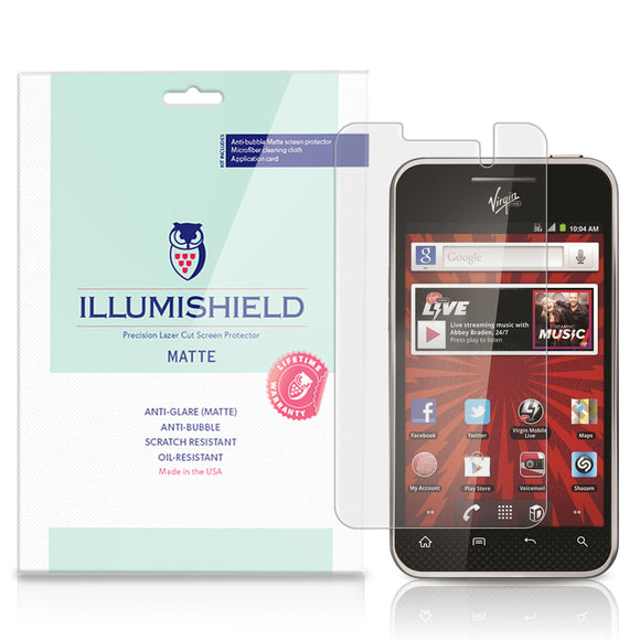 LG Optimus Elite Cell Phone Screen Protector