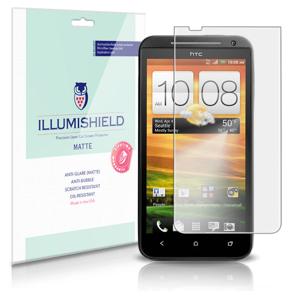 HTC EVO 4G LTE Cell Phone Screen Protector