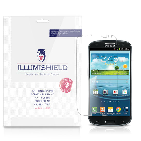 Samsung Galaxy S3 (Galaxy S III) Cell Phone Screen Protector