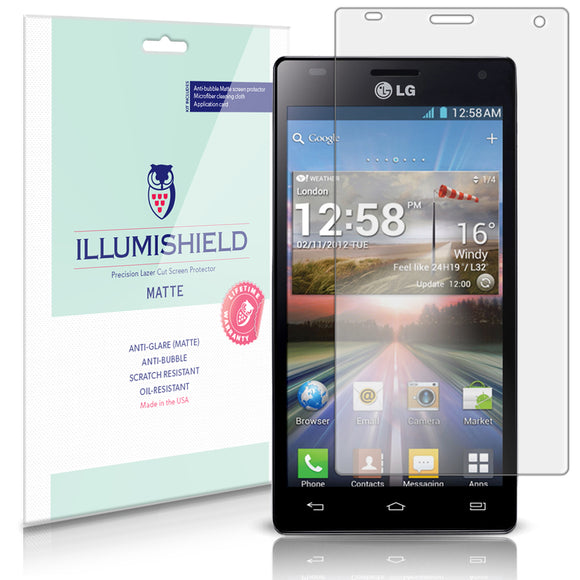 LG Optimus 4X HD (P880) Cell Phone Screen Protector