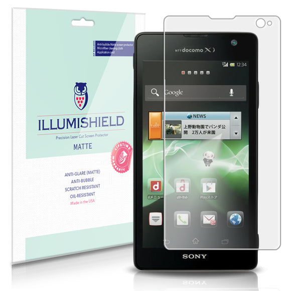 Sony Xperia GX (LT29,SO-04D) Cell Phone Screen Protector