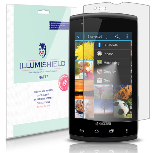 Kyocera Rise (Virgin Mobile) Cell Phone Screen Protector