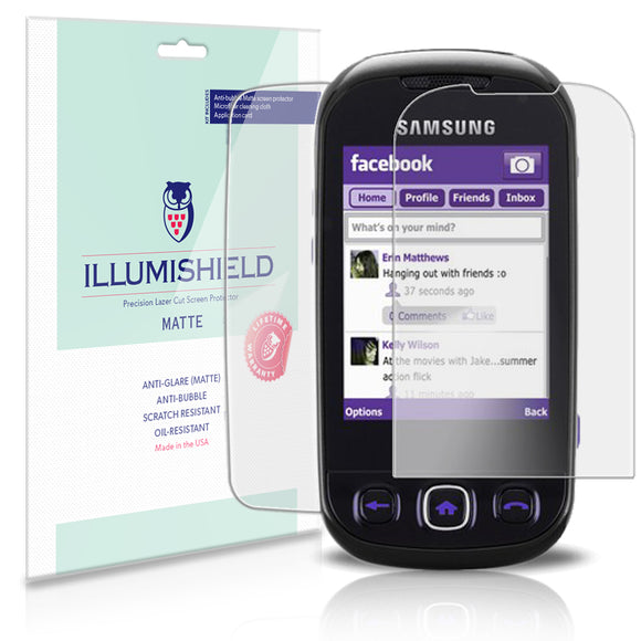 Samsung Entro (SPH-M350) Cell Phone Screen Protector