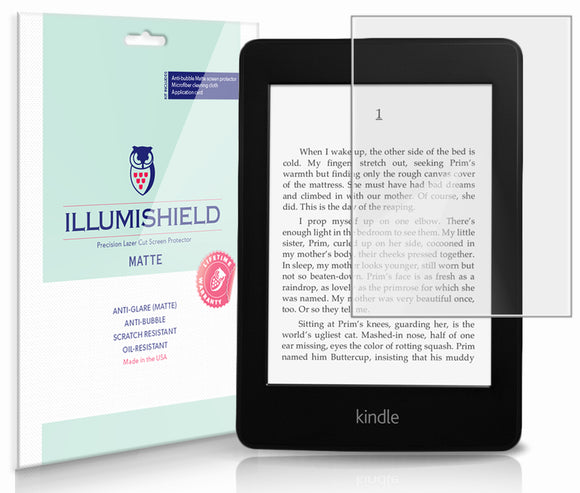 Amazon Kindle Paperwhite (3G,2012,2013) E-Reader Screen Protector