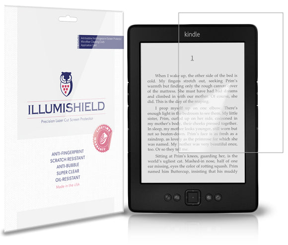 Amazon Kindle (2012) E-Reader Screen Protector