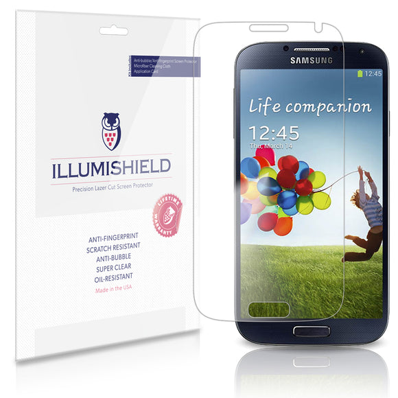 Samsung Galaxy S4 (Galaxy S IV,I9500) Cell Phone Screen Protector
